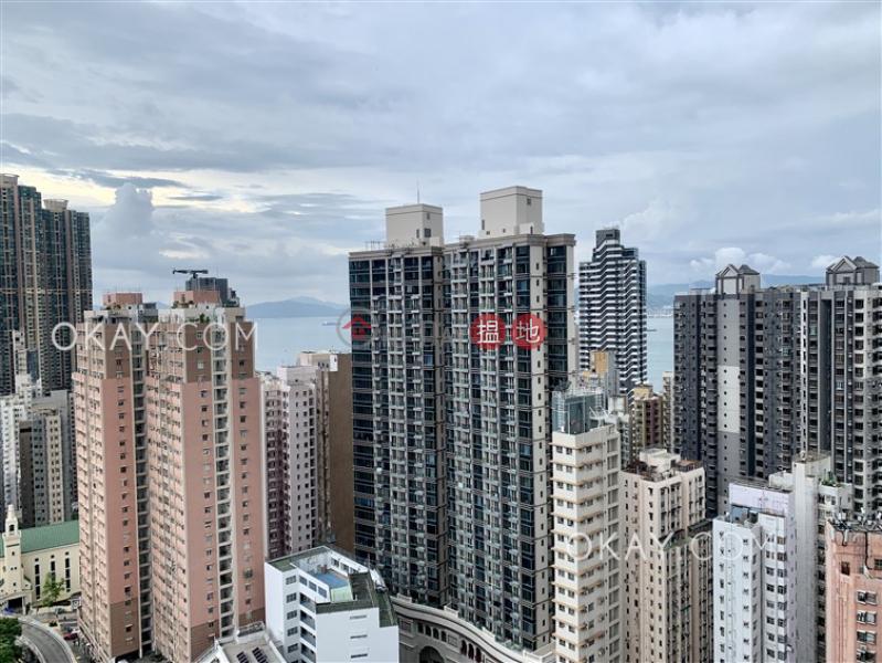 1房1廁,極高層,星級會所,露台《RESIGLOW薄扶林出租單位》8興漢道 | 西區香港出租|HK$ 28,600/ 月