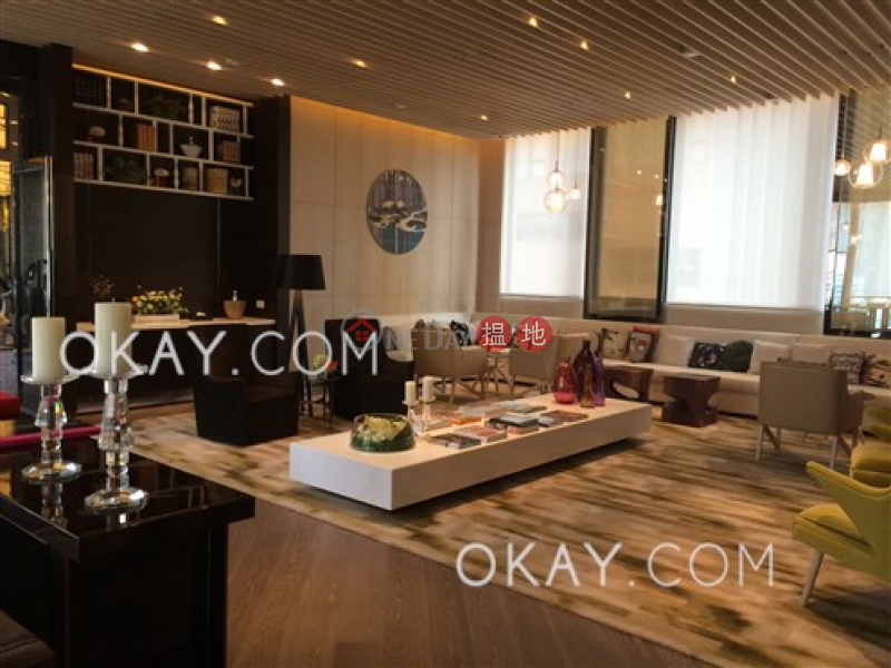 HK$ 40,000/ month   The Summa Western District Charming 2 bedroom with balcony   Rental