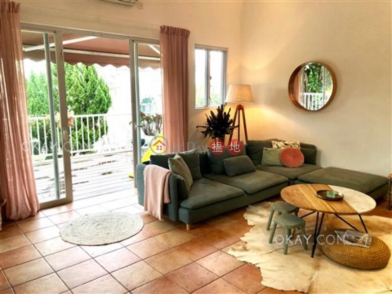 Stylish house with balcony | For Sale, Ng Fai Tin Village House 五塊田村屋 Sales Listings | Sai Kung (OKAY-S318466)