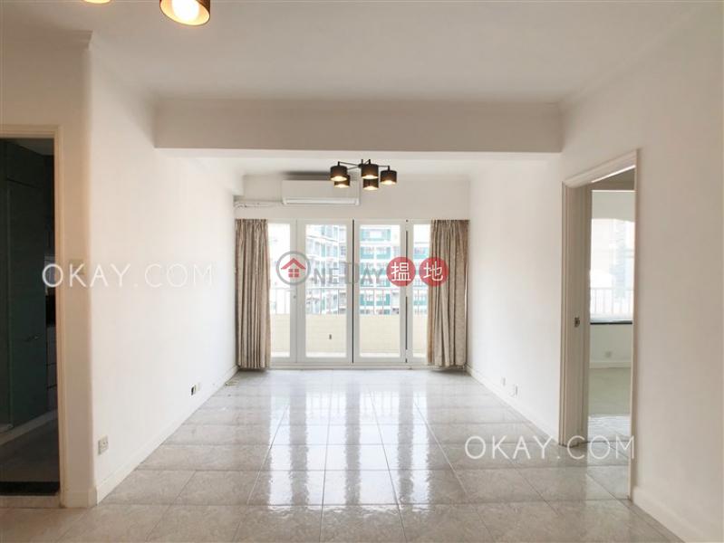 Unique 3 bedroom on high floor with balcony   Rental   Rhine Court 禮賢閣 Rental Listings