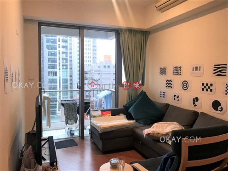 Gorgeous 2 bedroom with balcony | Rental, One Pacific Heights 盈峰一號 Rental Listings | Western District (OKAY-R2252)