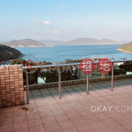 Unique house with sea views, rooftop & terrace | Rental|48 Sheung Sze Wan Village(48 Sheung Sze Wan Village)Rental Listings (OKAY-R305524)_0
