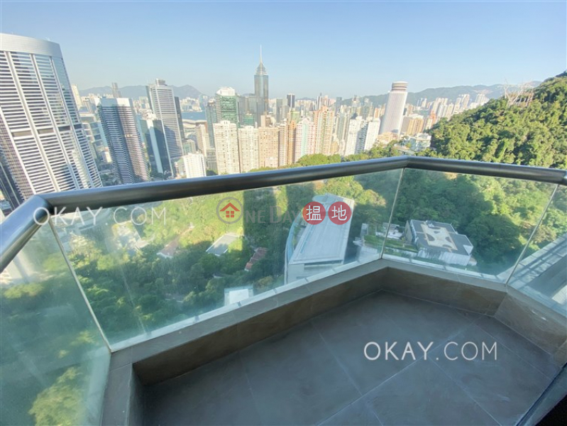 Property Search Hong Kong | OneDay | Residential | Rental Listings, Lovely 3 bedroom with harbour views, balcony | Rental