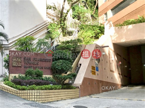 3房2廁,實用率高,可養寵物,連車位《金山花園出租單位》|金山花園(San Francisco Towers)出租樓盤 (OKAY-R91978)_0