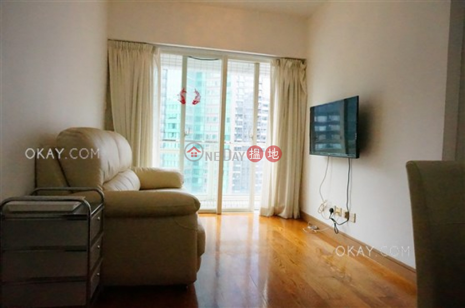 Intimate 2 bedroom on high floor with balcony | Rental | Centrestage 聚賢居 Rental Listings