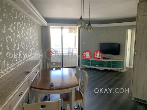 Rare 2 bedroom on high floor with balcony | Rental|Euston Court(Euston Court)Rental Listings (OKAY-R59933)_0