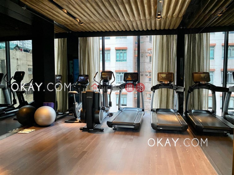 HK$ 28,000/ month   Artisan House   Western District Practical 1 bedroom on high floor with balcony   Rental