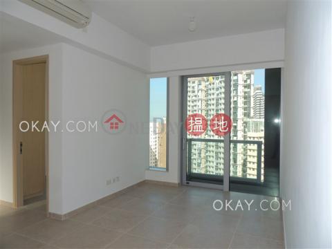 Nicely kept 2 bedroom on high floor with balcony | Rental|Resiglow Pokfulam(Resiglow Pokfulam)Rental Listings (OKAY-R378685)_0