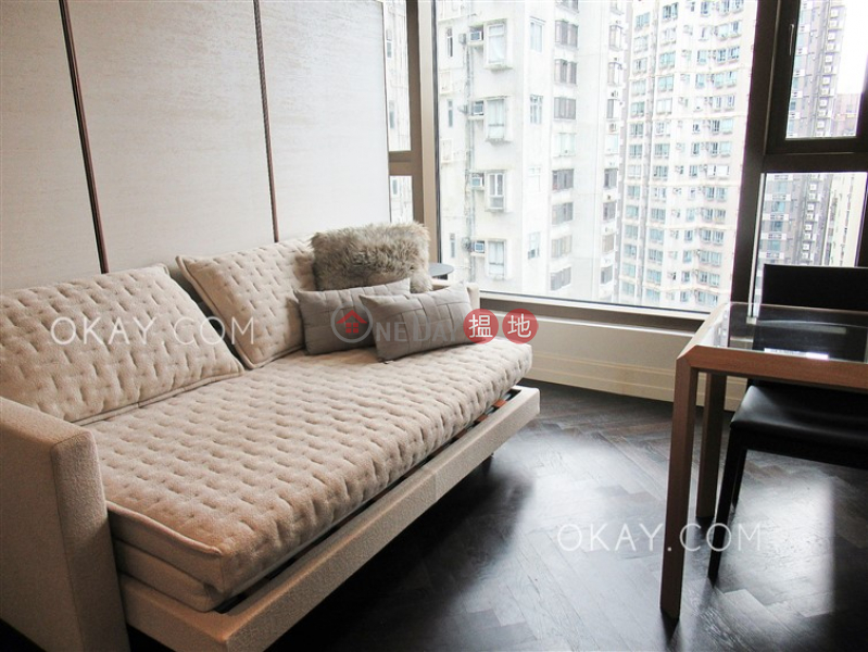 Rare studio with balcony | Rental, Castle One By V CASTLE ONE BY V Rental Listings | Western District (OKAY-R322085)