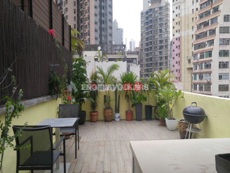 Studio Flat for Sale in Sai Ying Pun, Hung Cheong House 鴻昌商業大廈 Sales Listings | Western District (EVHK45099)