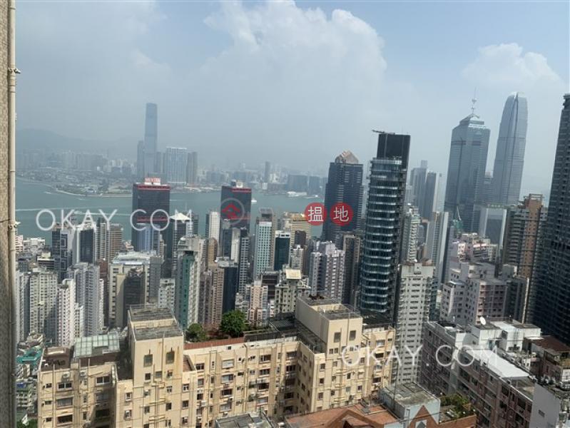 3房2廁,實用率高,極高層,連車位《富景花園出租單位》58A-58B干德道 | 西區香港-出租-HK$ 53,500/ 月