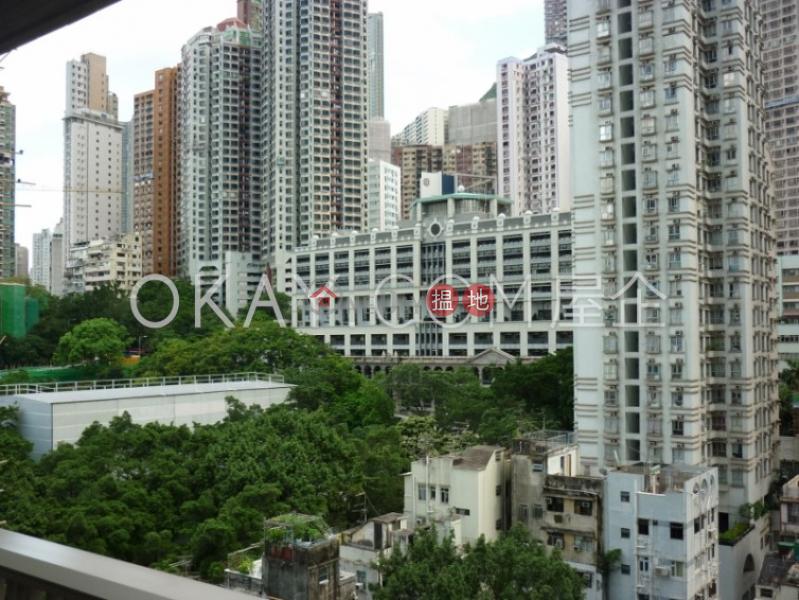 2房1廁,星級會所,露台縉城峰1座出租單位8第一街 | 西區|香港出租-HK$ 35,000/ 月