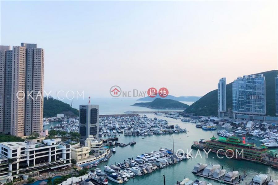 Elegant 2 bedroom on high floor with balcony & parking | Rental | Marinella Tower 2 深灣 2座 Rental Listings