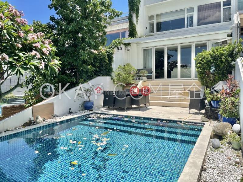 4房3廁,連租約發售,連車位,露台《歡景花園1座出售單位》|歡景花園1座(House 1 Capital Villa)出售樓盤 (OKAY-S57440)