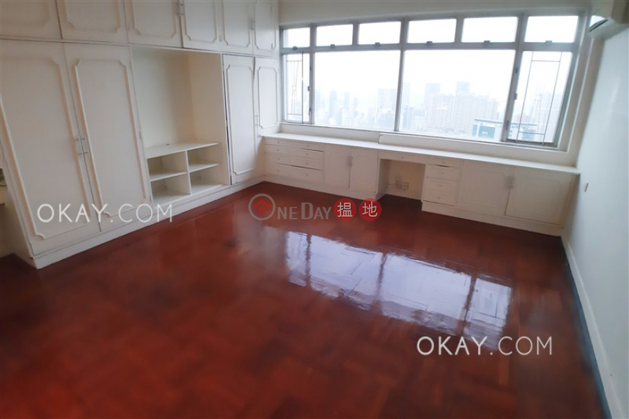 Efficient 4 bed on high floor with balcony & parking | Rental, 43 Stubbs Road | Wan Chai District | Hong Kong Rental HK$ 90,000/ month