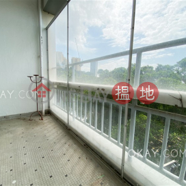 Nicely kept 3 bedroom with balcony & parking   Rental