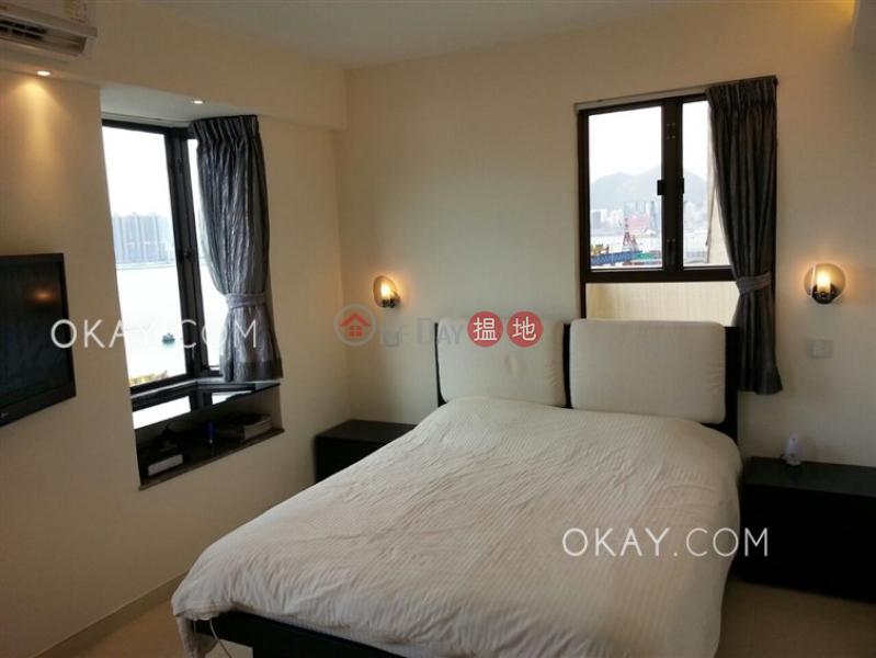 Elegant 1 bedroom with sea views & terrace | Rental | Victoria Centre Block 1 維多利中心 1座 Rental Listings