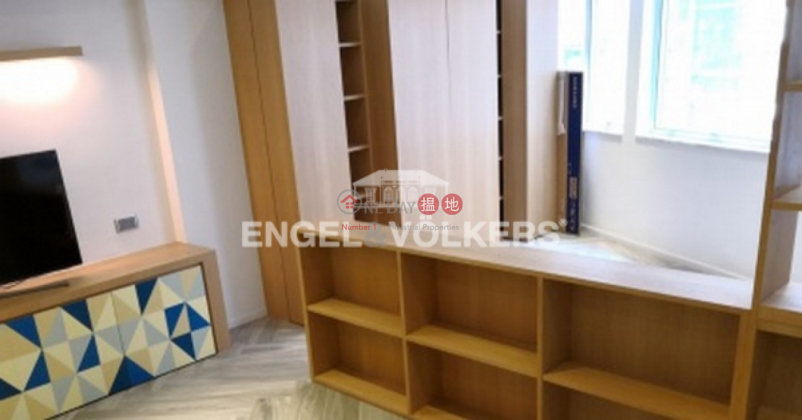 Studio Flat for Sale in Sheung Wan, Kai Fat Building 啟發大廈 Sales Listings | Western District (EVHK38966)