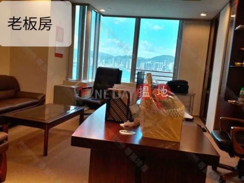 珠江船務大廈|西區珠江船務大廈(Chu Kong Shipping Tower)出租樓盤 (01b0145663)_0