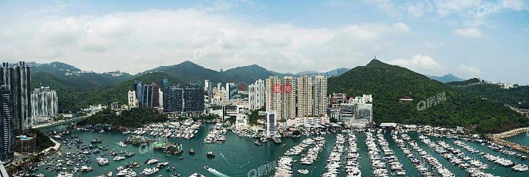 Property Search Hong Kong | OneDay | Residential Sales Listings, Larvotto | 3 bedroom High Floor Flat for Sale