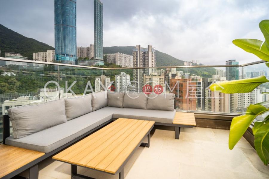 香港搵樓|租樓|二手盤|買樓| 搵地 | 住宅|出租樓盤-3房2廁,極高層,連車位,露台壹鑾出租單位