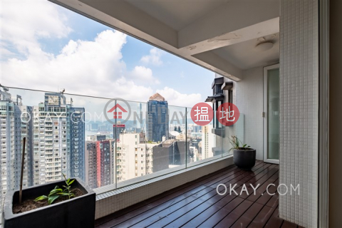 Efficient 3 bed on high floor with balcony & parking   For Sale Albron Court(Albron Court)Sales Listings (OKAY-S54298)_0