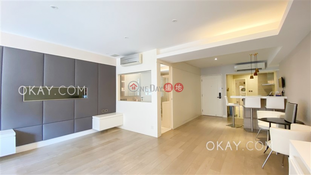 Property Search Hong Kong   OneDay   Residential, Sales Listings Gorgeous studio on high floor with balcony & parking   For Sale