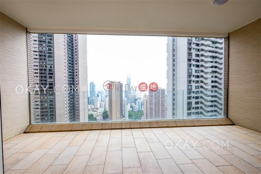 Luxurious 3 bedroom on high floor with balcony | Rental | Tavistock 騰皇居 Rental Listings