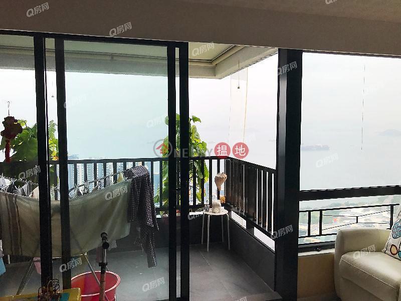 高層海景,特色單位《薄扶林花園買賣盤》180薄扶林道   西區香港出售-HK$ 3,000萬