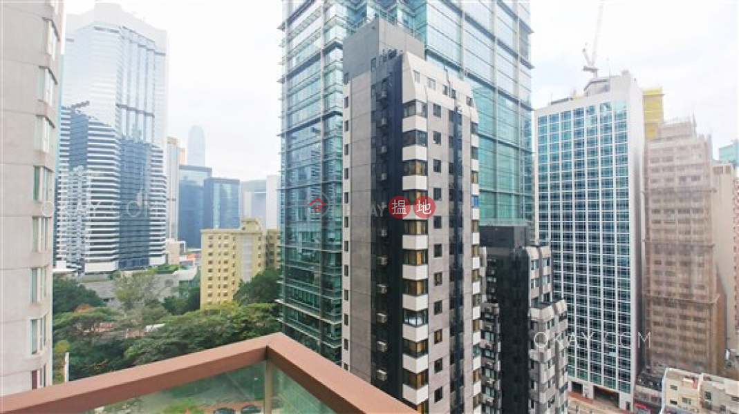 Nicely kept studio with balcony | For Sale | 5 Star Street 星街5號 Sales Listings