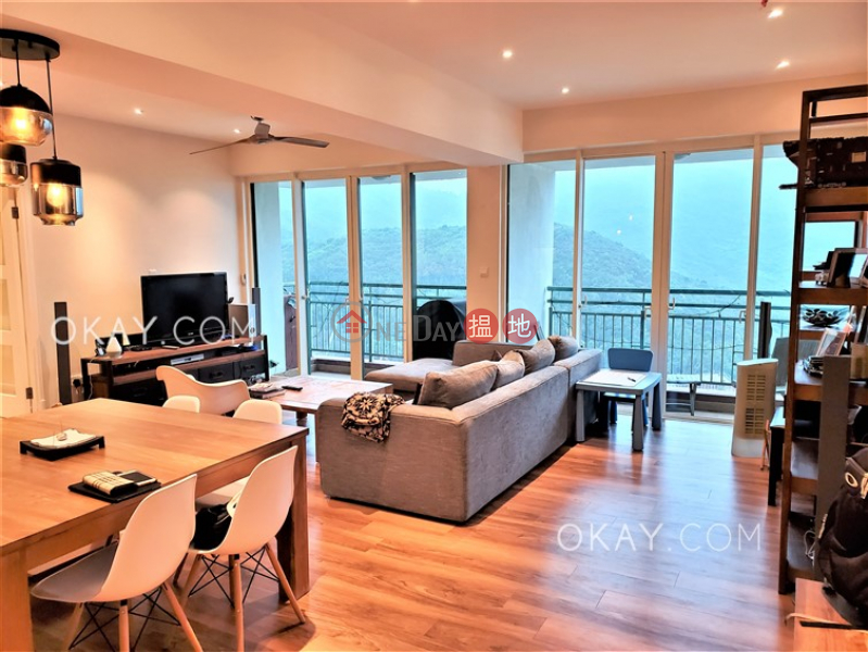Property Search Hong Kong | OneDay | Residential Sales Listings, Lovely 4 bedroom on high floor with sea views & balcony | For Sale