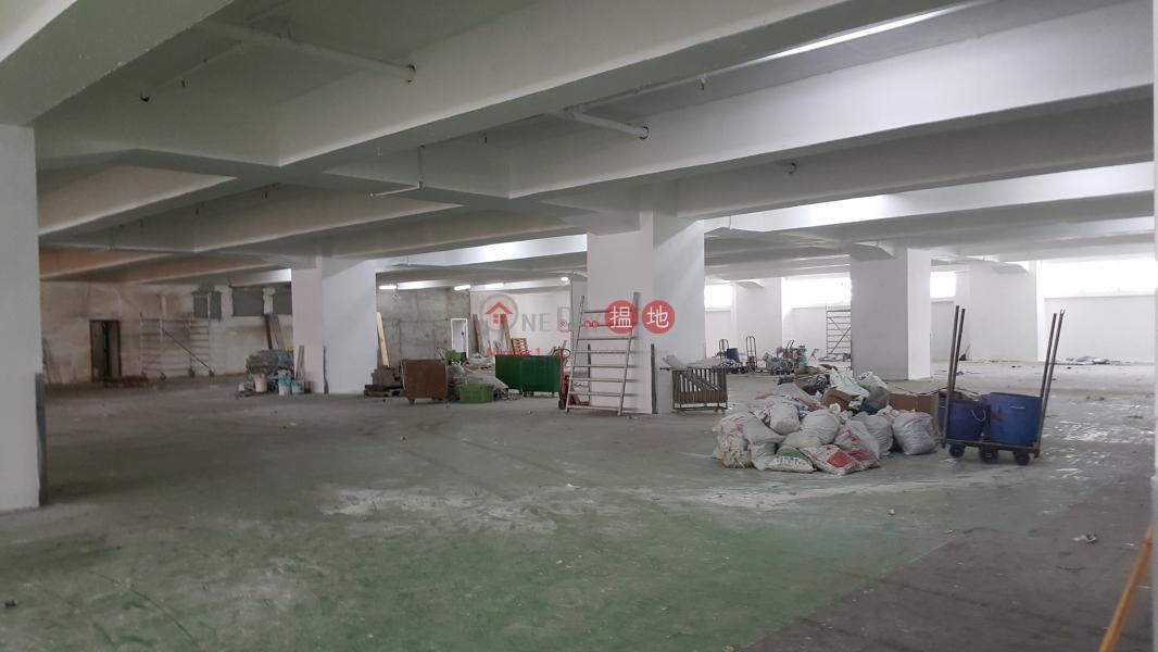 HK$ 260,000/ month Tai Hing Industrial Building | Tuen Mun | ♥ 20呎極高樓底♥ 特大貨梯可入大櫃♥世間罕有♥
