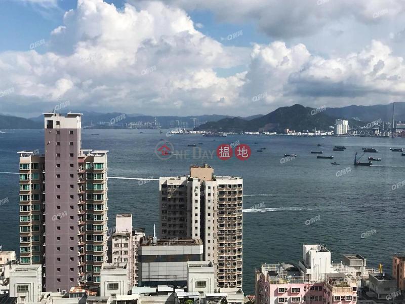 HK$ 1,500萬|學士臺第1座西區高層海景,名牌校網,鄰近地鐵,環境清靜,實用三房《學士臺第1座買賣盤》
