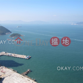 Gorgeous 2 bed on high floor with sea views & balcony | For Sale