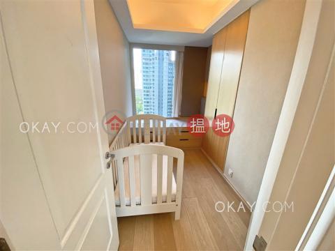 Beautiful 3 bed on high floor with sea views & balcony | Rental|Phase 4 Bel-Air On The Peak Residence Bel-Air(Phase 4 Bel-Air On The Peak Residence Bel-Air)Rental Listings (OKAY-R41289)_0