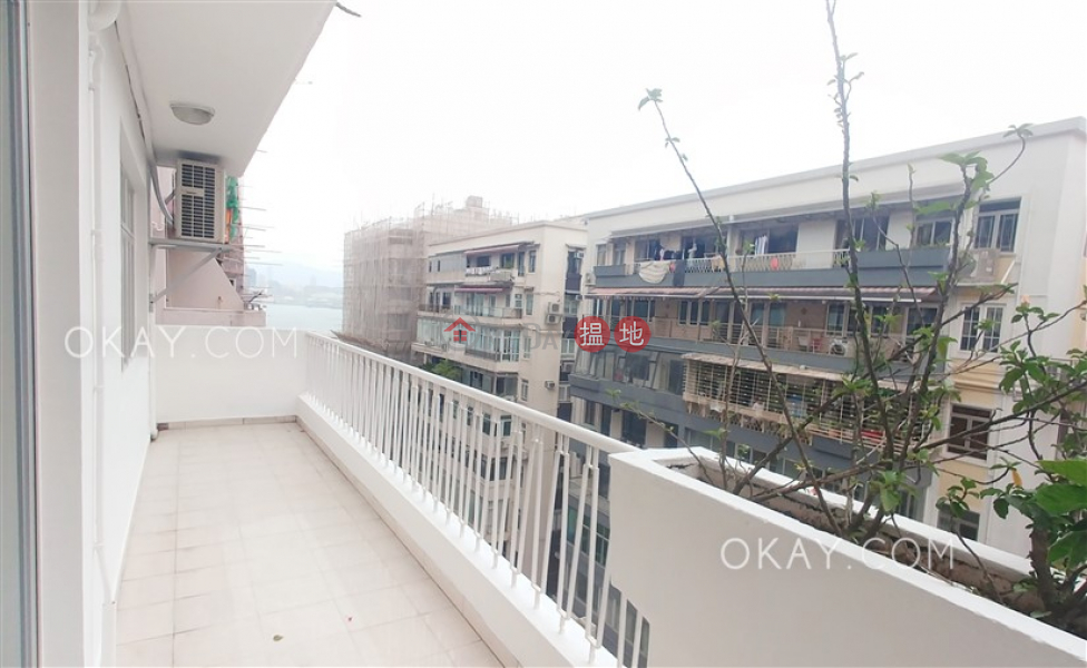 HK$ 53,000/ month | Hyde Park Mansion, Wan Chai District | Nicely kept 4 bedroom with balcony | Rental