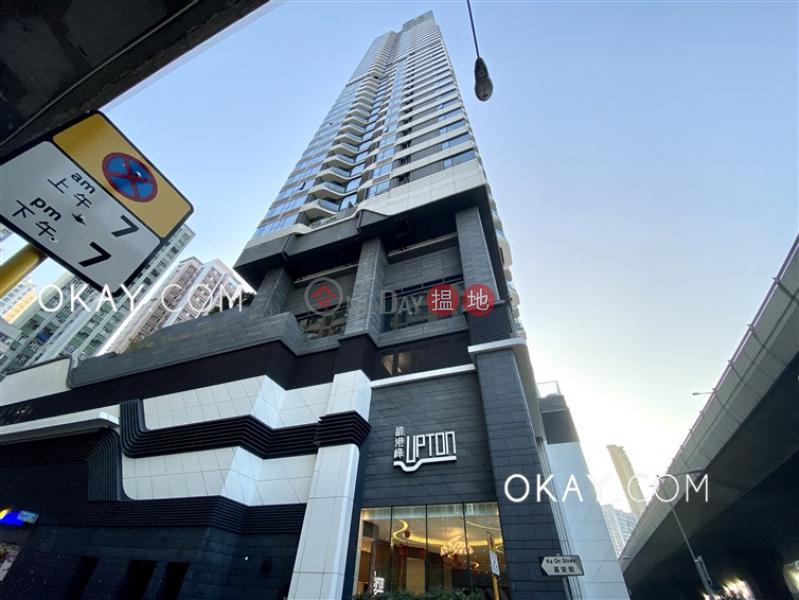 Popular 1 bedroom with balcony | Rental, Upton 維港峰 Rental Listings | Western District (OKAY-R292436)
