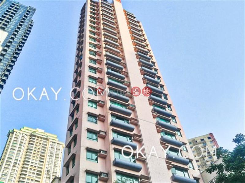 Tasteful 1 bedroom with terrace   Rental, Intelligent Court 海麗軒 Rental Listings   Wan Chai District (OKAY-R279919)