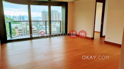 Gorgeous 4 bedroom on high floor with balcony | Rental|University Heights(University Heights)Rental Listings (OKAY-R384583)_0
