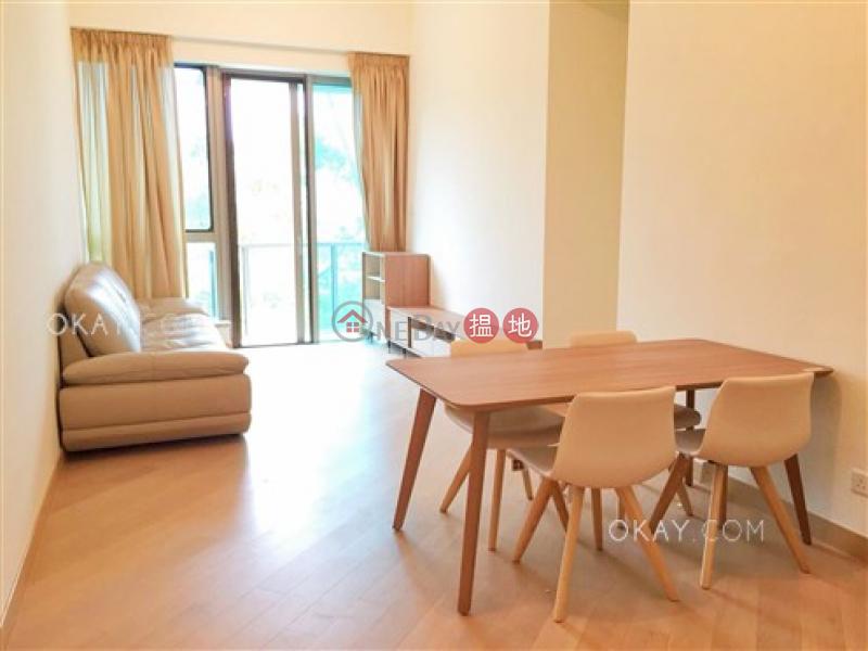 Tasteful 3 bedroom with balcony & parking | Rental | The Mediterranean Tower 1 逸瓏園1座 Rental Listings