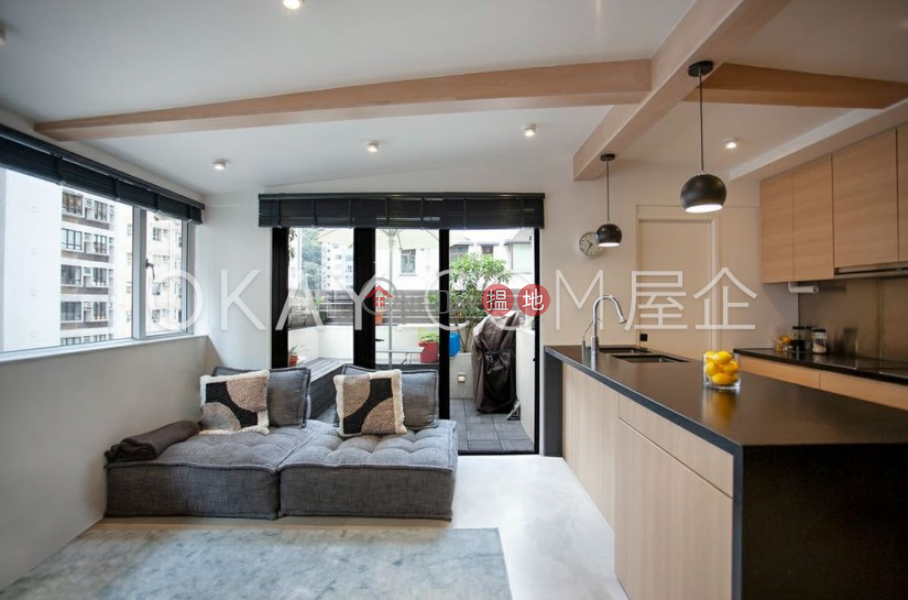 Property Search Hong Kong | OneDay | Residential, Rental Listings, Lovely 2 bedroom on high floor with terrace | Rental