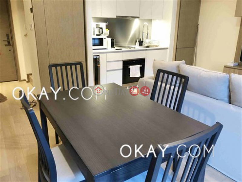 HK$ 25,000/ month, Island Garden Tower 2, Eastern District | Practical 1 bedroom with balcony | Rental
