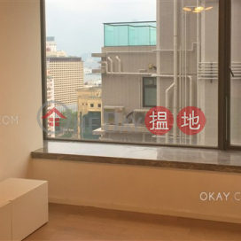 Tasteful 1 bed on high floor with sea views & balcony | For Sale