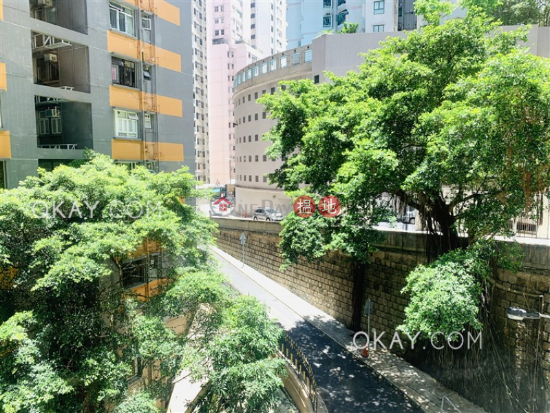 Unique 2 bedroom with parking | For Sale, Honiton Building 漢寧大廈 Sales Listings | Western District (OKAY-S49374)