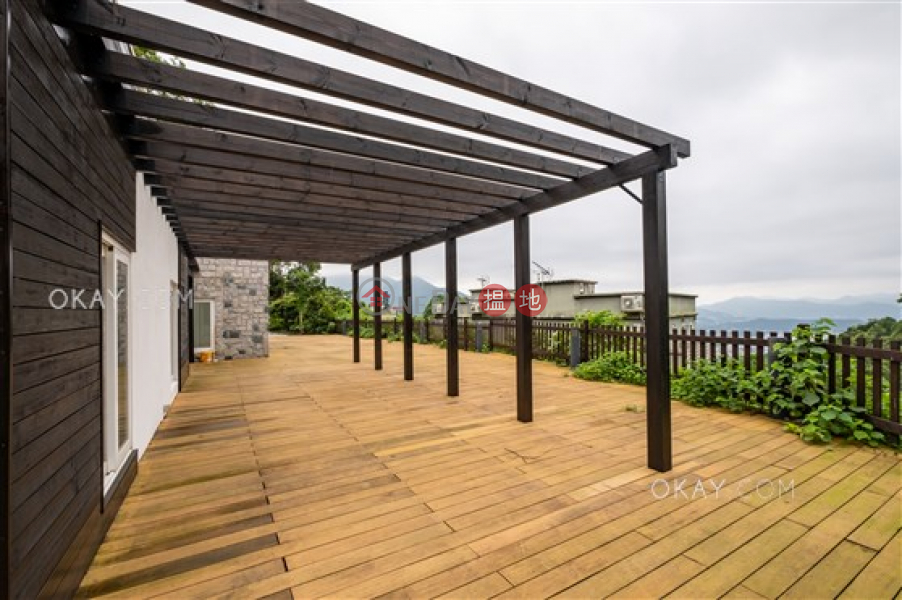 HK$ 80,000/ month Pik Uk Sai Kung, Lovely house with sea views, terrace | Rental