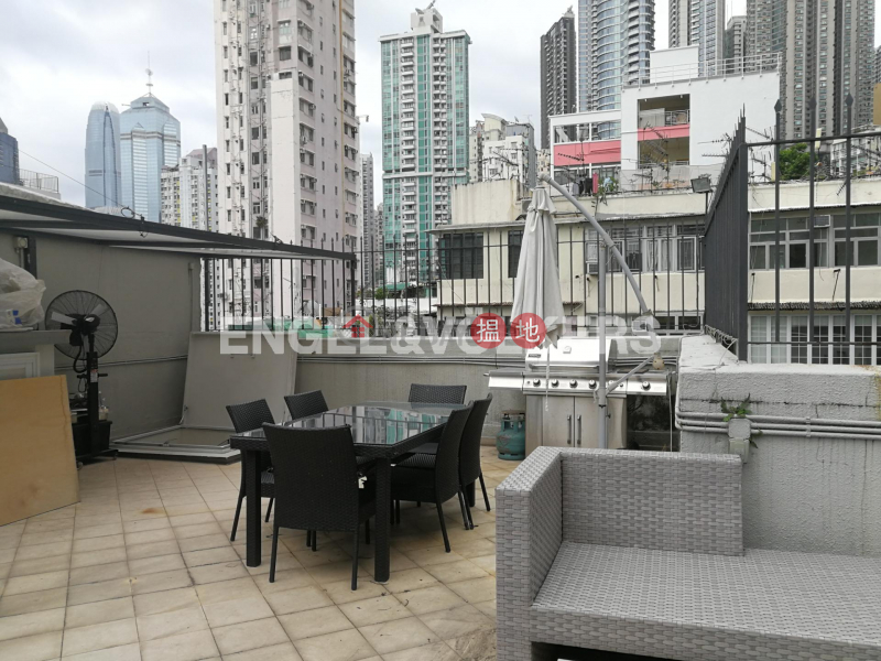 1 Bed Flat for Rent in Soho, Po Hing Mansion 寶慶大廈 Rental Listings | Central District (EVHK92957)