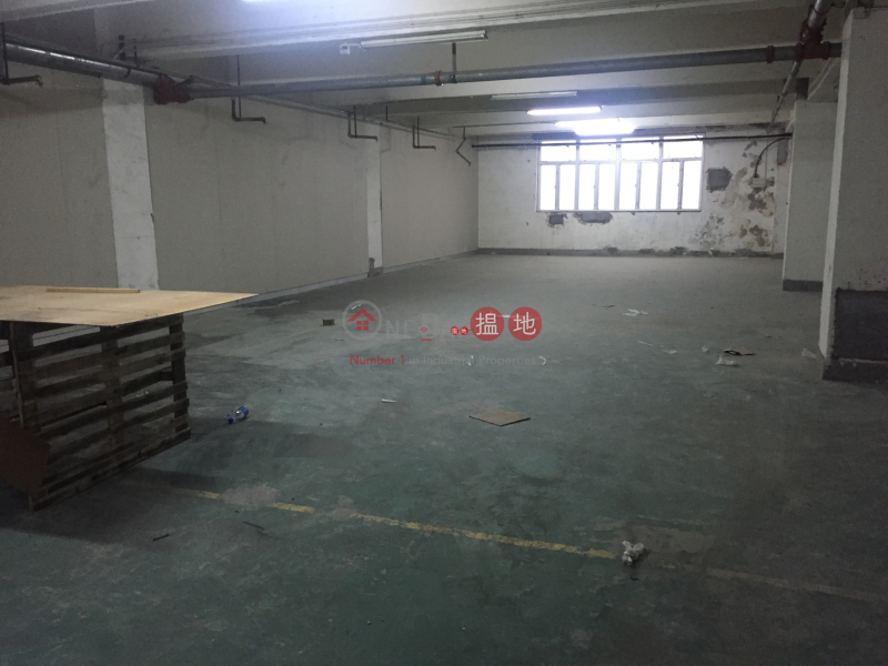 中央工業大廈 葵青中央工業大廈(Central Industrial Building)出租樓盤 (pyyeu-05090)