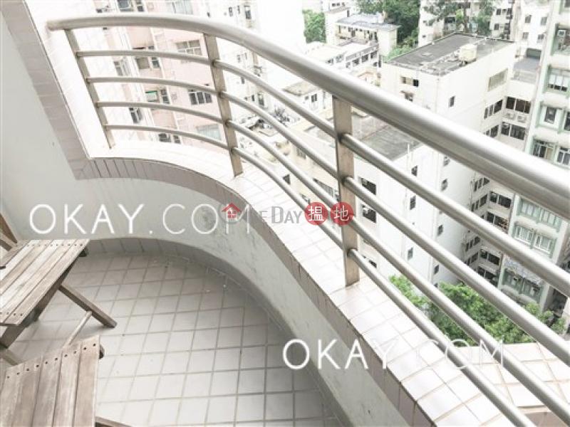 HK$ 30,000/ 月|百麗花園|中區2房1廁,露台《百麗花園出租單位》