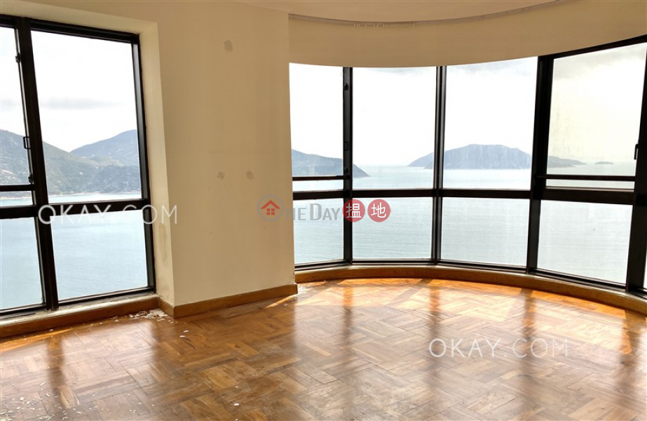 Lovely 3 bedroom on high floor with sea views & balcony   Rental   Pacific View 浪琴園 Rental Listings
