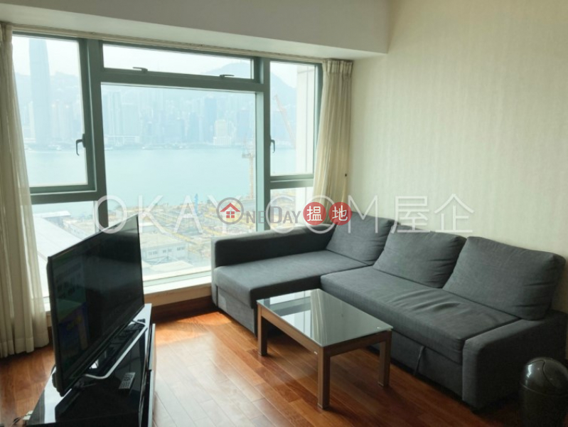 Unique 2 bedroom with harbour views | Rental | The Harbourside Tower 2 君臨天下2座 Rental Listings